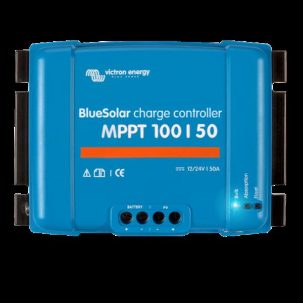 Ρυθμιστής Φόρτισης VICTRON 50A 12/24V MPPT (BlueSolar 100/50)