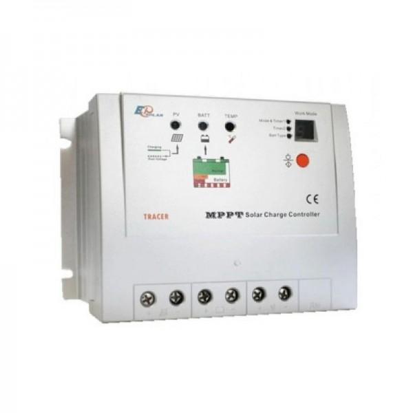Ρυθμιστής Φόρτισης MPPT EPSOLAR Tracer2215RΝ (20A, 12/24V)