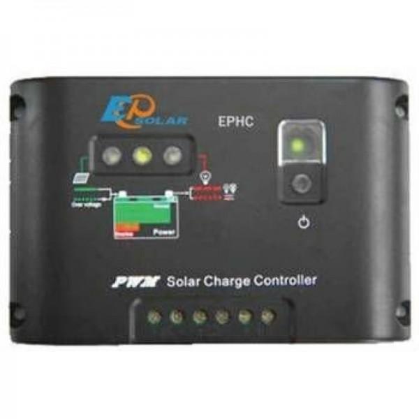 Ρυθμιστής Φόρτισης EPSOLAR 10A 12/24V PWM(EPHC10-EC)