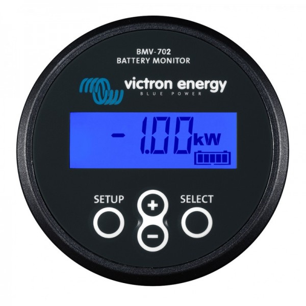 Victron Precision Battery Monitor BMV-702 (9-90 Vdc)