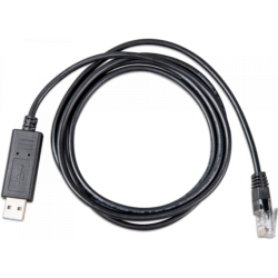 Victron BlueSolar PWM-Pro to USB interface cable