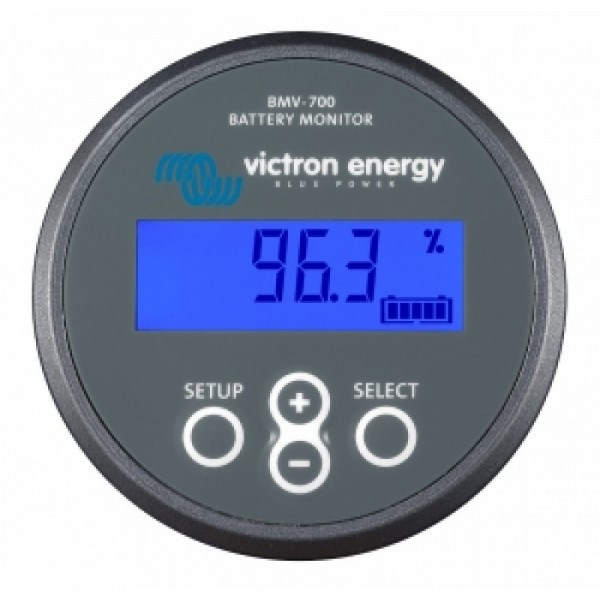 Victron Precision Battery Monitor BMV-700 (9-90 Vdc)