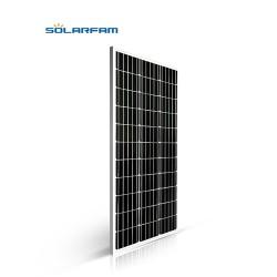 Φωτοβολταϊκό πάνελ SOLARFAM 110W 12V Mono (SZ-110-33M)