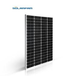 Φωτοβολταϊκό πάνελ SOLARFAM 120W 12V Mono (SZ-120-72M)
