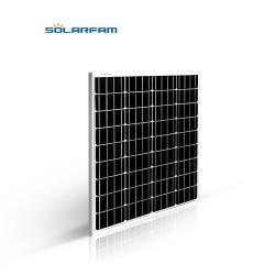 Φωτοβολταϊκό πάνελ SOLARFAM 40W 12V Mono (SZ-40-36M)