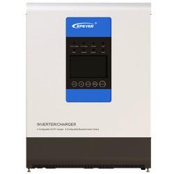 Inverter-Charger EPSOLAR 1.000W 12V 20AC με Ενσωματωμένο Ρυθμιστή Φόρτισης MPPT 30A 60maxVoc (Upower UP1000-M3212)