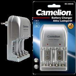 Φορτιστής Μπαταριών CAMELION AA/AAA 9V (BC-0904S)