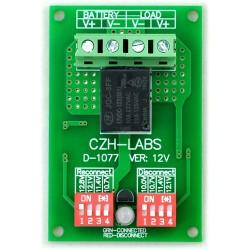 Battery Protect 12V 10A DIN Rail Mount (CZH-LABS D-1077)