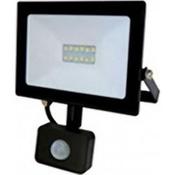 ΠΡΟΒΟΛΕΑΣ LED 10W 220-240VAC (DL) ΑΙΣΘ. 800LM QY-2601 QNG