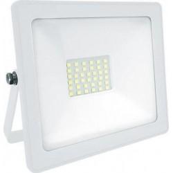 ΠΡΟΒΟΛΕΑΣ LED 10W 220-240VAC (DL) 800LM ΛΕΥΚΟΣ QY-2501 QNG