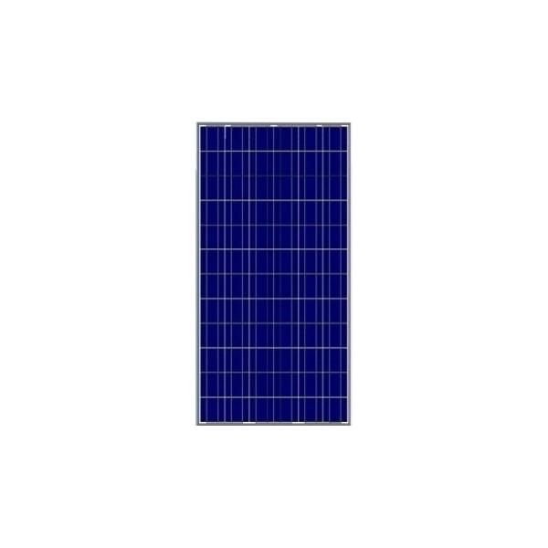 Φωτοβολταϊκό πάνελ AMERISOLAR 80W 12V Poly (AS-6P18)