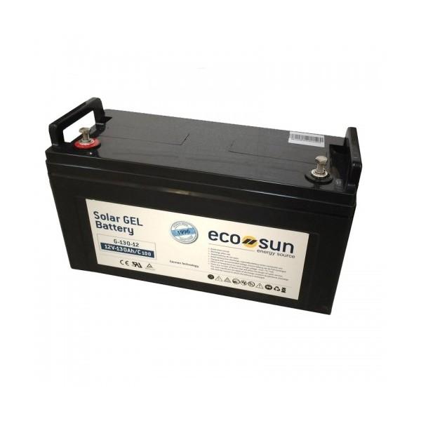 Μπαταρία GEL ECOSUN ECOGEL G-55-12 (12V, 55Ah/C100, 49Ah/C20)