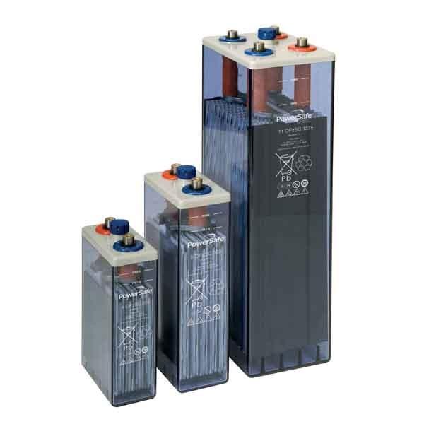 Μπαταρία Ανοιχτού Τύπου με Υγρά ENERSYS PowerSafeTLS 4(2V,300Ah-C120, 220Ah-C10)