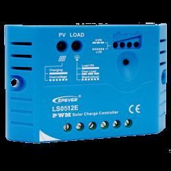 Ρυθμιστής Φόρτισης PWM EPSOLAR 5A 12V (LS0512EU)