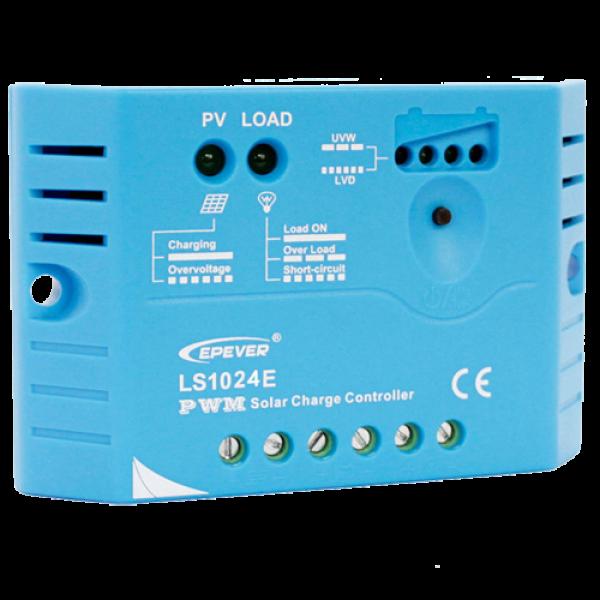 Ρυθμιστής Φόρτισης PWM EPSOLAR 10A 12/24V (LS1024E)