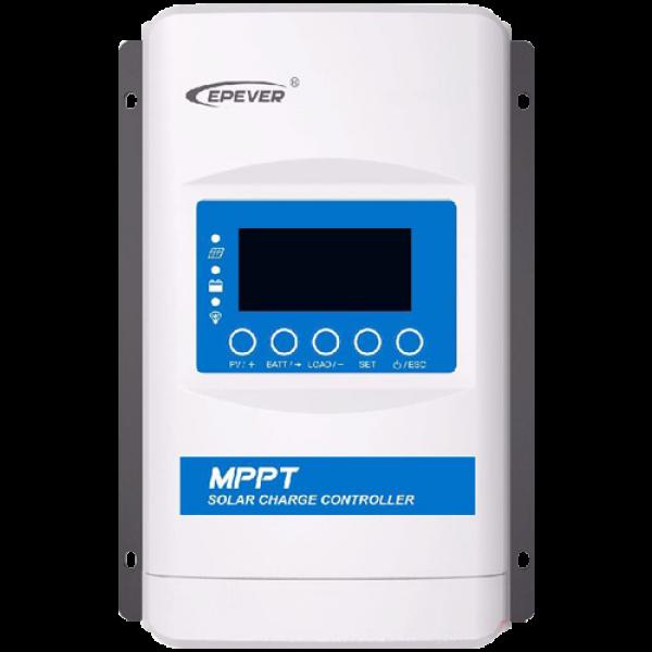 Ρυθμιστής Φόρτισης MPPT EPSOLAR 40A 12/24V 150VocMax (XTRA4215N XDS2)