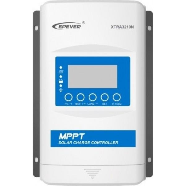 Ρυθμιστής Φόρτισης MPPT EPSOLAR 30A 12/24V 100VocMax (XTRA3210N XDS2)