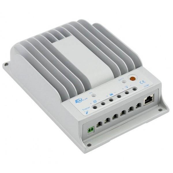 Ρυθμιστής Φόρτισης MPPT EPSOLAR Tracer2215BΝ (20A, 12/24V)