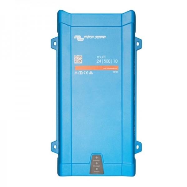 Inverter-Charger VICTRON500VA 24V (Multi 24/500/10-16)