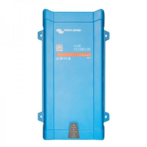 Inverter-Charger VICTRON500VA 12V (Multi 12/500/20-16)