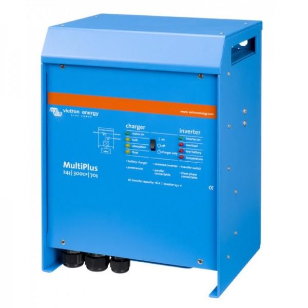 Inverter-Charger VICTRON 3.000VA 24V (Multiplus 24/3000/70)