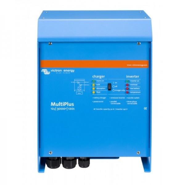 Inverter-Charger VICTRON 3.000VA 12V (Multiplus 12/3000/120)