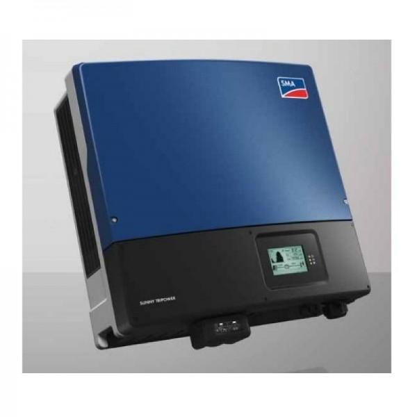 Inverter Δικτύου SMA 20.000W Τριφασικός με Οθόνη (SMA STP 20000TL-30 INT BLUE with display)