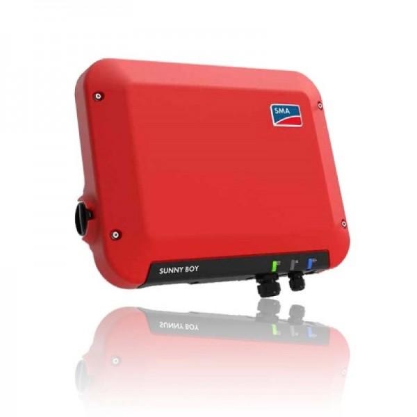 Inverter Δικτύου SMA 1.500W Μονοφασικός (SMA SB 1.5 TL INT RED)