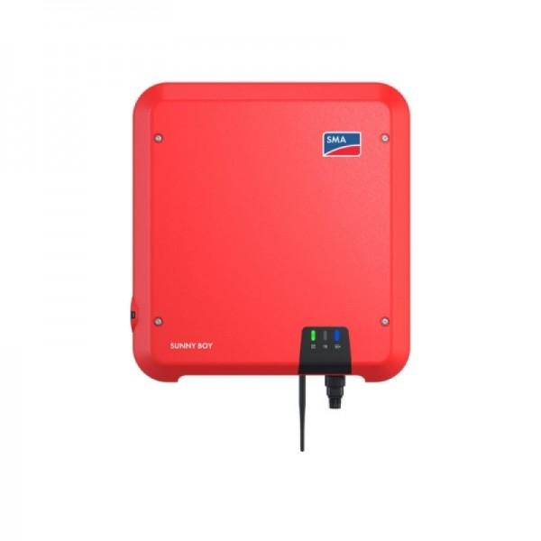 Inverter Δικτύου SMA 5.000W Μονοφασικός (SMA SB 5.0 TL INT RED)