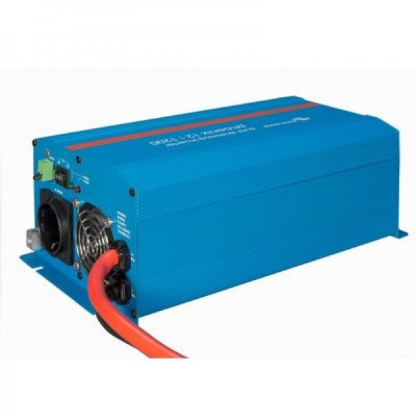Inverter Καθαρού Ημιτόνου VICTRON 1.200VA 24V (Phoenix 24/1200 VE.Direct Schuko)