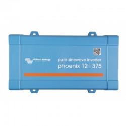Inverter Καθαρού Ημιτόνου VICTRON 375VA 12V (Phoenix 12/375 VE.Direct Schuko)