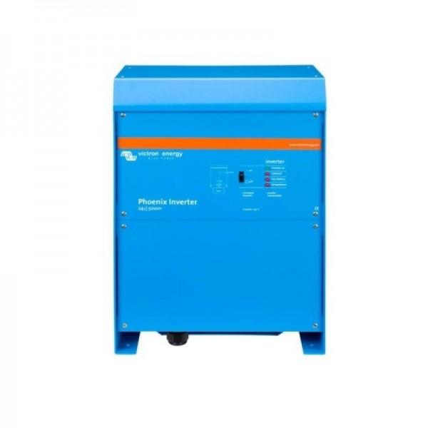 Inverter Καθαρού Ημιτόνου VICTRON 5.000VA 48V Compact (Phoenix C 48/5000)