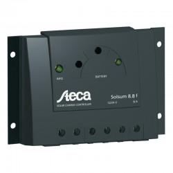 Ρυθμιστής Φόρτισης PWM STECA 8A 12/24V (Solsum 8.8F)