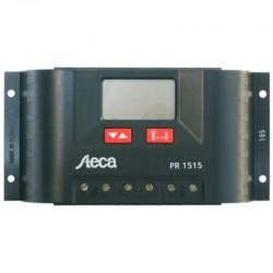 Ρυθμιστής Φόρτισης PWM STECA 15A 12/24V με Οθόνη (Solarix PR 1515)
