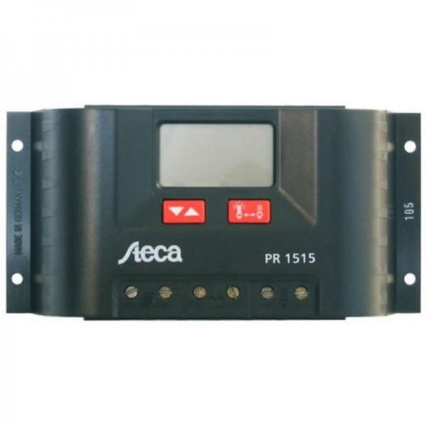Ρυθμιστής Φόρτισης STECA 15A 12/24V PWM (Solarix PR 1515)