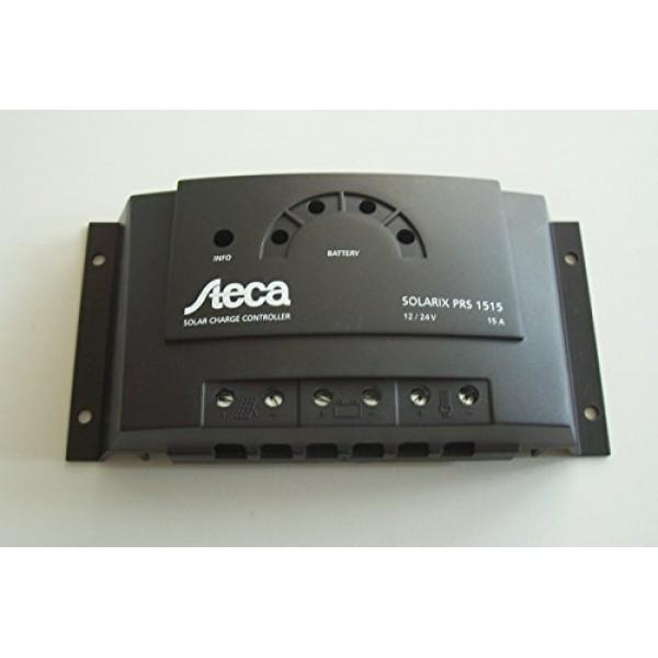 Ρυθμιστής Φόρτισης STECA 15A 12/24V PWM (Solarix PRS 1515)