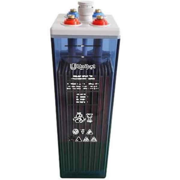 Μπαταρία Ανοιχτού Τύπου με Υγρά UNIBAT Solar OPzS 295 (2V, 293Ah/C100)