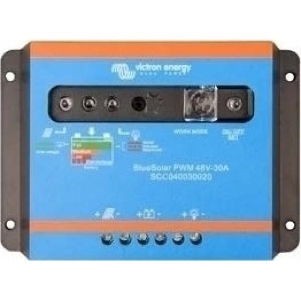 Ρυθμιστής Φόρτισης PWM VICTRON 10A 48V Light (BlueSolar PWM-Light 48V-10A)