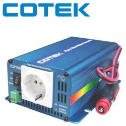 Inverter Καθαρού Ημιτόνου COTEK 150W 24V (S-150-24)