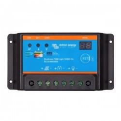 Ρυθμιστής Φόρτισης PWM VICTRON 5A 12/24V Light (BlueSolar PWM-Light 12/24V-5A)