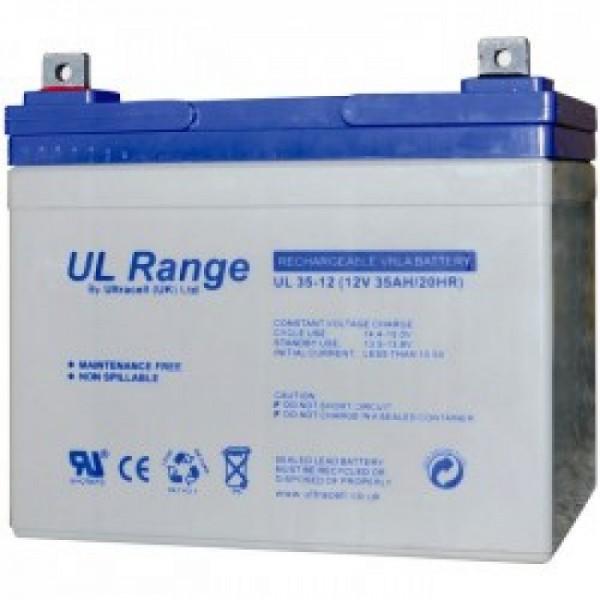 Μπαταρία ULTRACELL UL35-12 (12V 35Ah-C20)