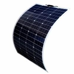 Φωτοβολταϊκό πάνελ Ημι-Εύκαμπτο INVICTUS 18W 12V Mono (SRF-18)
